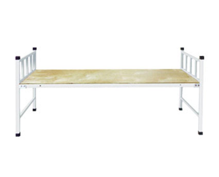 单人铁架床