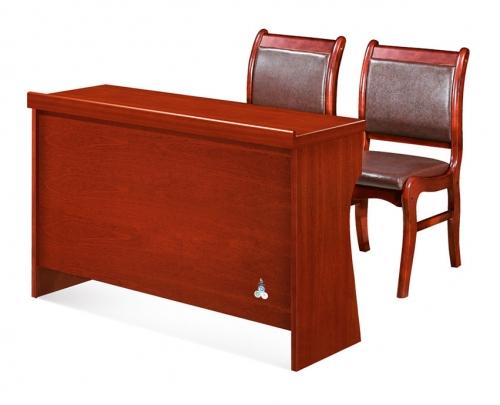 二人条桌椅