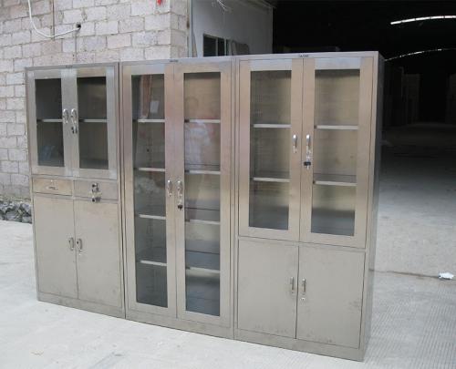 不锈钢柜组合